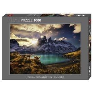 Puzzle Guanacos - Perú