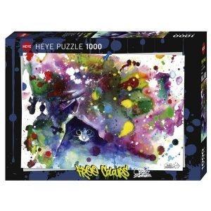 Puzzle Colores Miau