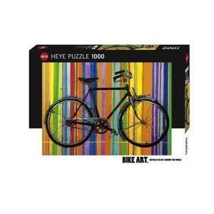 Puzzle Freedom Delux - Arte en Bicicleta