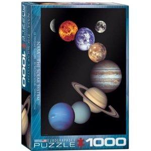 Puzzle NASA El Sistema Solar