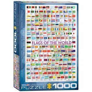 Puzzle Banderas del Mundo