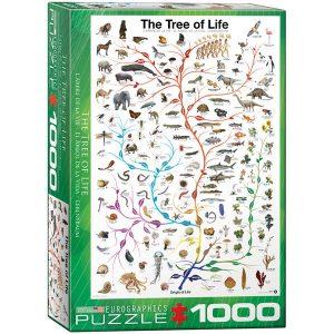 Puzzle El arbol de la vida