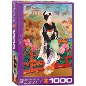 Puzzle Higasa de Haruyo Morita