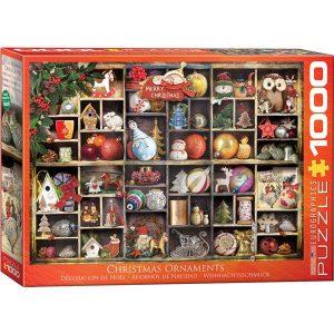 Puzzle decoración de Navidad