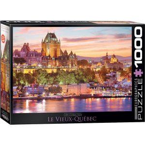 Puzzle Le Vieux Québec