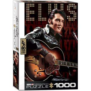 Puzzle Especial retorno Elvis Presley