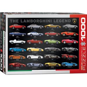 Puzzle La leyenda Lamborghini