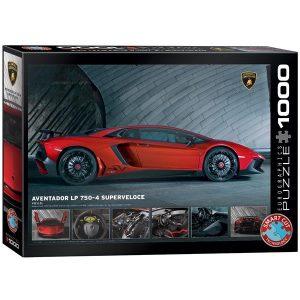 Puzzle Lamborghini Aventador LP750-4 Superveloce
