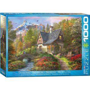 Puzzle Mañana nordica de Dominic Davison