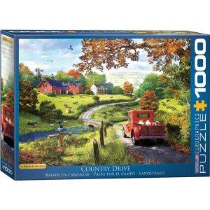 Puzzle Paseo por el campo de Dominic Davison