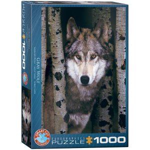 Puzzle el Lobo Gris