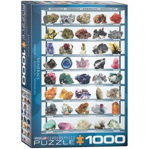 Puzzle Minerales