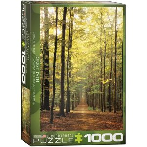 Puzzle Camino Forestal