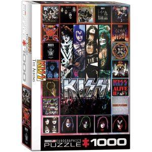 Puzzle Kiss Los Albumes