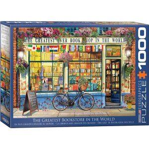 Puzzle La librería más grande del mundo