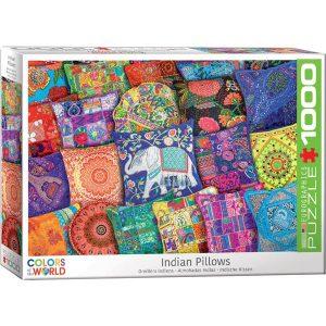 Puzzle Almohadas indias