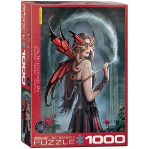 Puzzle Hechizada de Anne Stokes puzzles