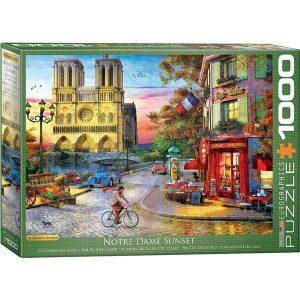 Puzzle Notre Dame de Dominic Davison