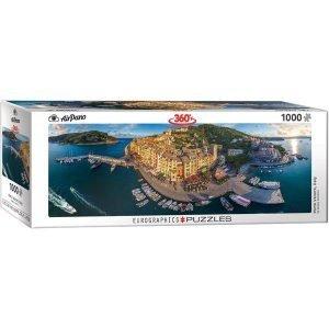 Puzzle Panorama Porto Venere - Italia