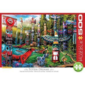 Puzzle Totem Dreams