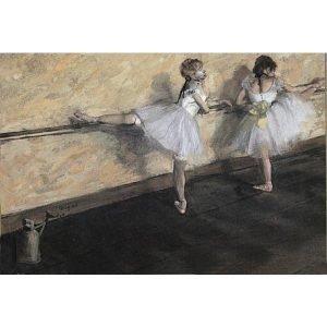degas escuela danza bailarinas ricordi