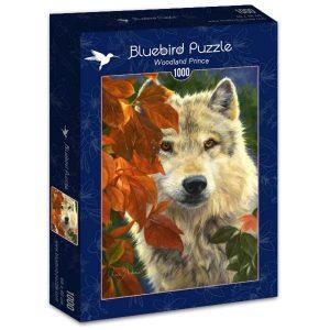 Puzzle Bluebird Lobo de 1000 piezas