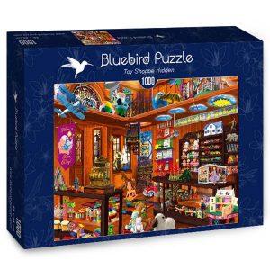 Puzzle Toy Shoppe Ocultos - Puzzles Bluebird Puzzle