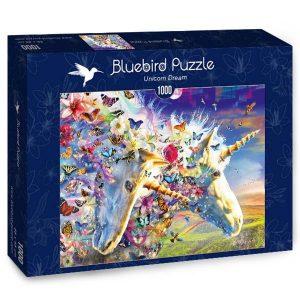 Puzzle sueño del unicornio - Puzzles Bluebird Puzzle