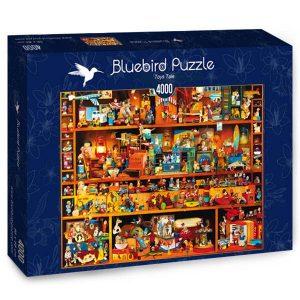 Puzzle juguetes Tale - Puzzles Bluebird Puzzle