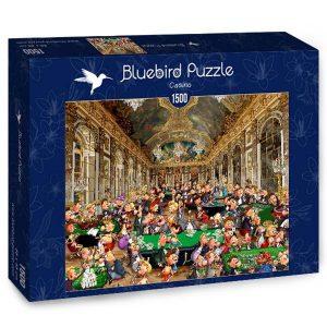 Puzzle Bluebird Casino de 1500 piezas