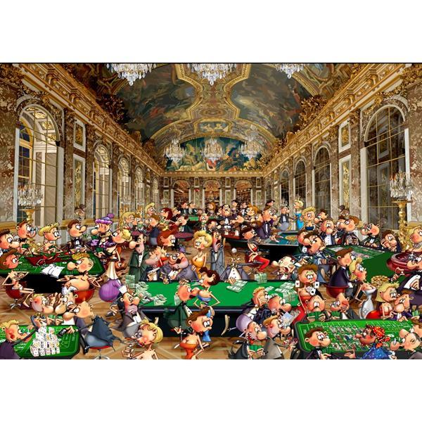 Puzzle Casino - Puzzles Bluebird Puzzle