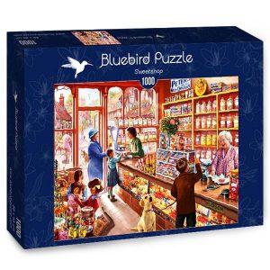 Puzzle Tienda de dulces - Puzzles Bluebird Puzzle