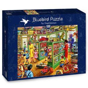 Puzzle Tienda de Juguetes Interiores - Puzzles Bluebird Puzzle