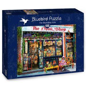 Puzzle La Librería infantil - Puzzles Bluebird Puzzle