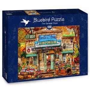 Puzzle El almacén general - Puzzles Bluebird Puzzle