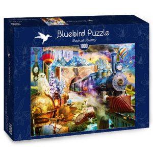 Puzzle Viaje mágico - Puzzles Bluebird Puzzle