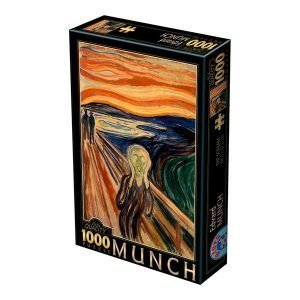 Puzzle Munch Edvard: El grito - Puzzles DToys
