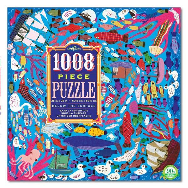 Comprar Puzzle eeBoo Fono del mar 1000 piezas. Puzzles Magin es una tienda de puzzles online con envíos en 24 - 48 horas.
