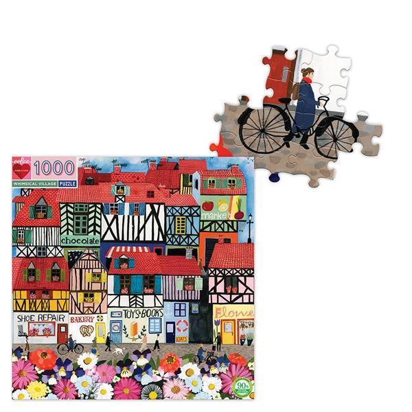 Comprar Puzzle eeBoo La ciudad 1000 piezas de Anisa Makhoul. Puzzles Magin es una tienda de puzzles online con envíos en 24 - 48 horas.