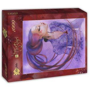 Puzzle Misstigri: Violette - Puzzles Grafika