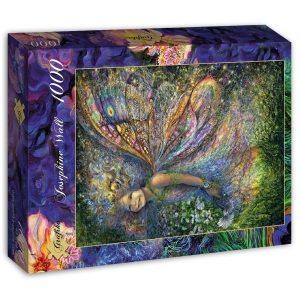 Puzzle Josephine Wall - La madera de hadas - Puzzles Grafika