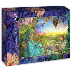 Puzzle Josephine Wall - Soñar despierto - Puzzles Grafika