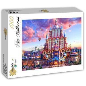 Puzzle El país de las hadas - Puzzles Grafika