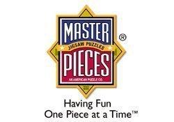 comprar puzzle master pieces