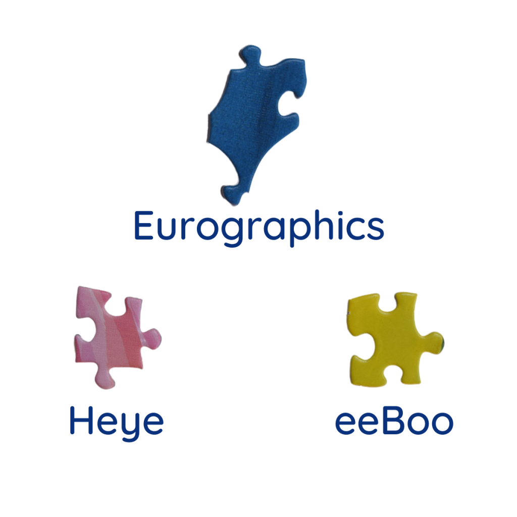 Smart Cut piezas irregulares de Eurographics