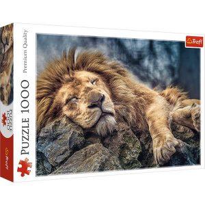Puzzle Trefl León de 1000 piezas