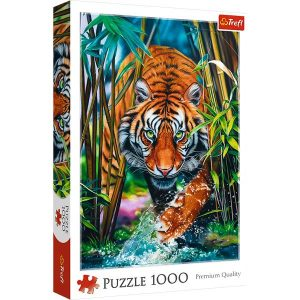 Puzzle Trefl Tigre de 1000 piezas