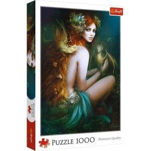 Puzzle Trefl Madre Dragones