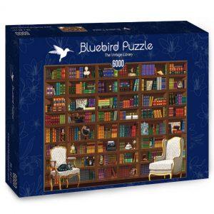 Puzzle Bluebird La Libreria 6000 piezas