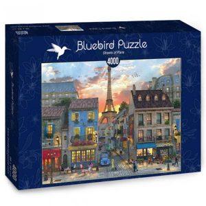 Puzzle Bluebird Paris 4000 piezas